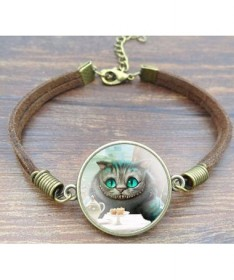 Prsten s hlavičkou kočky