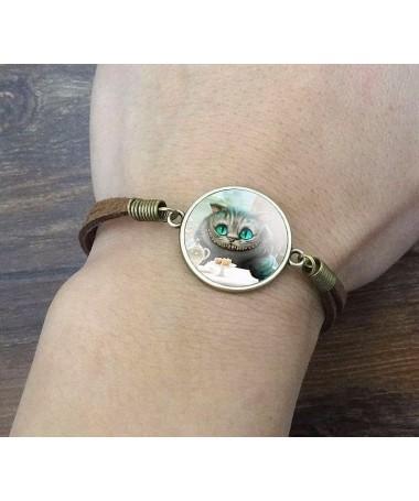 Prsten Kočičí řetěz stříbrný