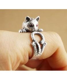 Prsten Ďábelská kočka