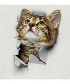 Peněženka Kočičí hlavičky