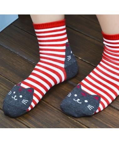 Ponožky Kočička Pusheen III.