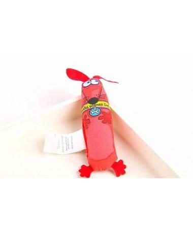 Hračka Červený pes