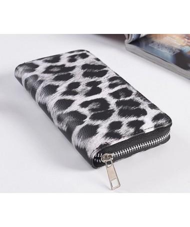 Dámská peněženka Leopard