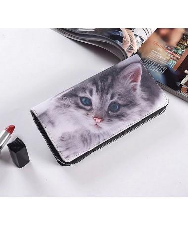 Dámská peněženka Koťátko