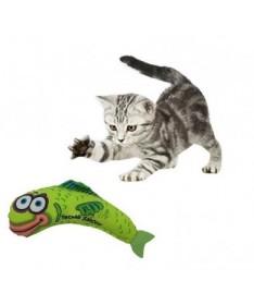 Hračka Zelená sardinka