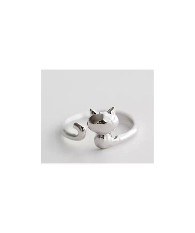 Prsten Kočka - 3 varianty