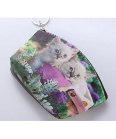 klíčenka s kočkou
